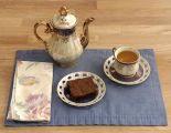 Forgiveness over brownies and tea...