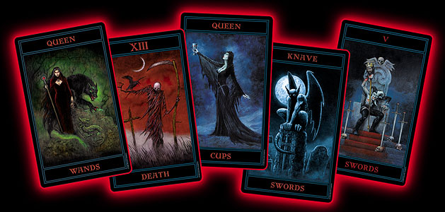 The Gothic Tarot Deck